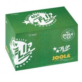 توپ جولا فلیپ پلاستیکی +40  - باکس 72 عددی