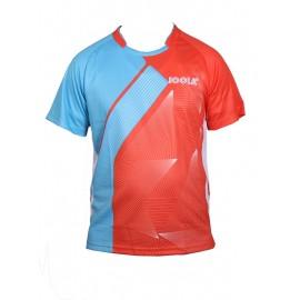 تی شرت جولا Dryplay نارنجی آبی