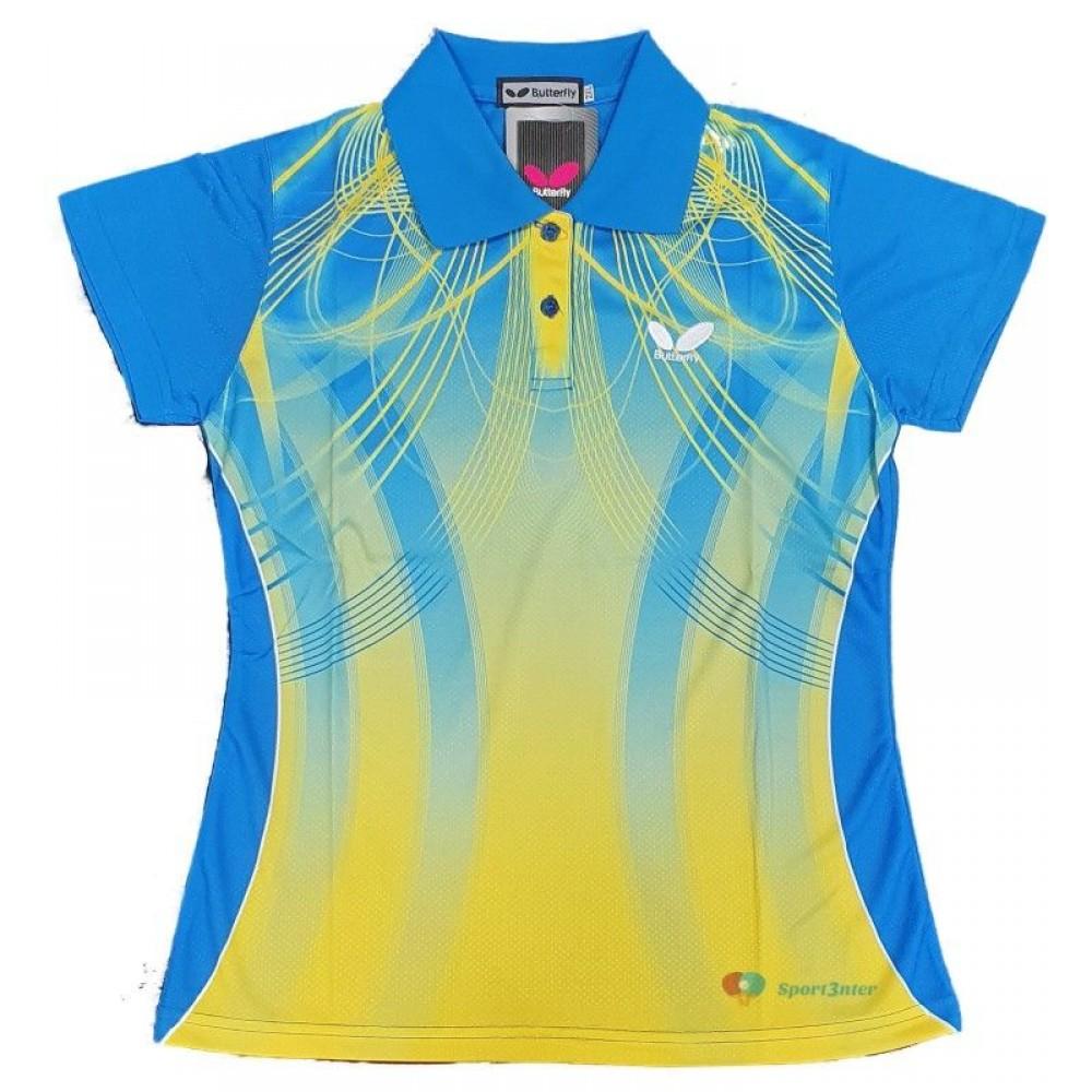 تی شرت باترفلای کد 015 آبی