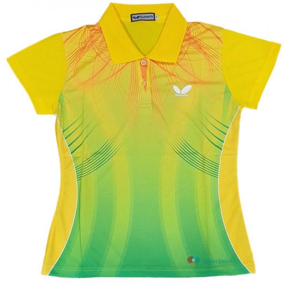 تی شرت باترفلای کد 015 زرد