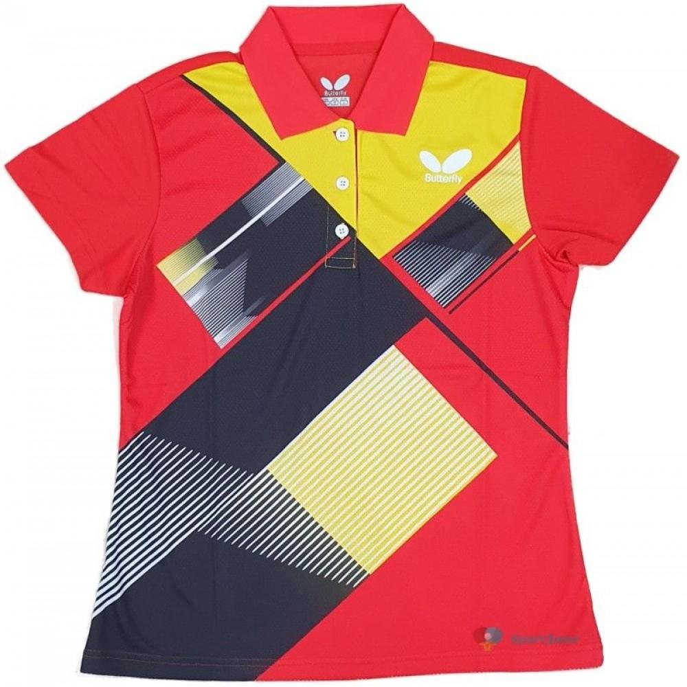 تی شرت باترفلای کد 15308 قرمز