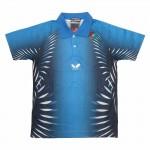 تی شرت باترفلای کد 1015 آبی