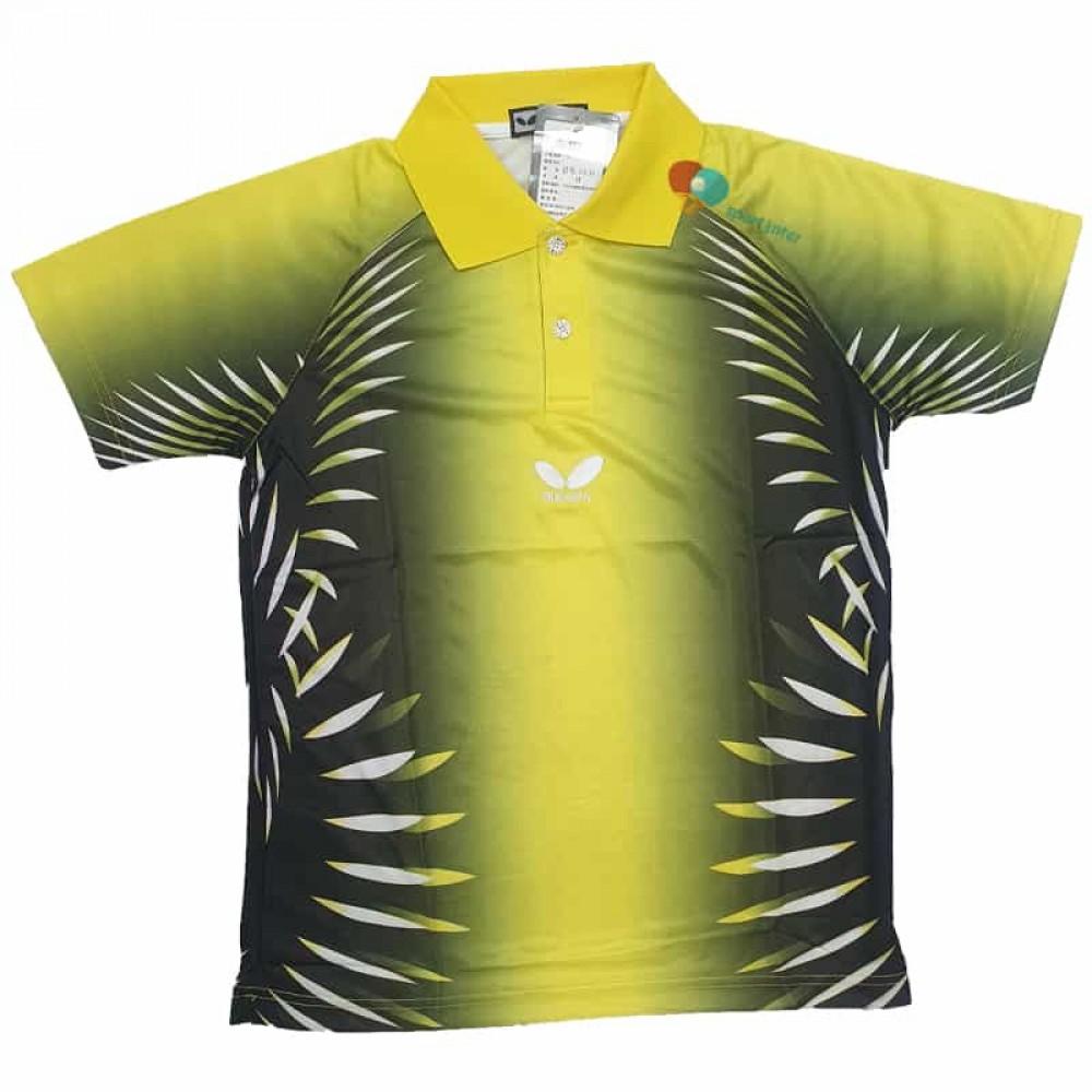 تی شرت باترفلای کد 1015 زرد
